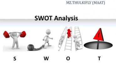 عوامل موثر در تحلیل جدول SWOT