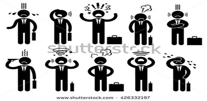 فشار روانی در مدیریت رفتار سازمانی پیشرفته