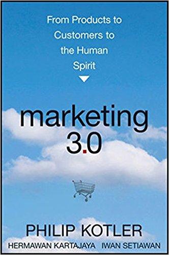 Marketing 3.0, Kotler
