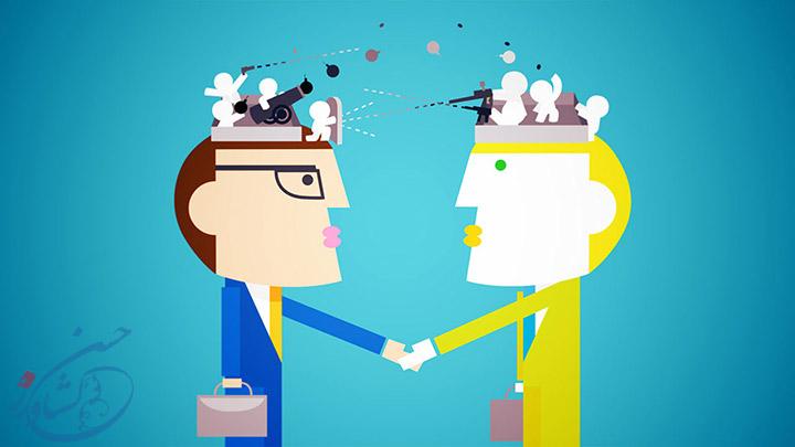 اصول و فنون مذاکره برای فروشنده